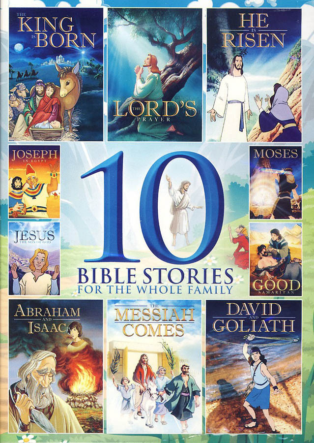 Bible Stories on DVD