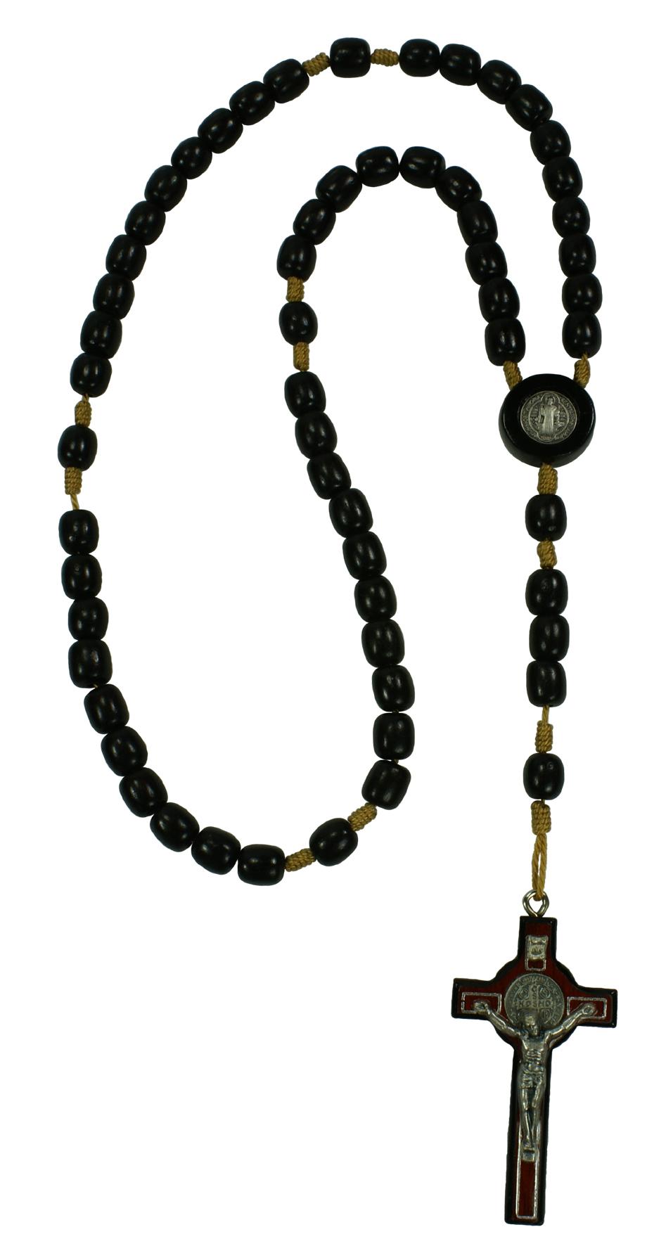 saint benedict rosary