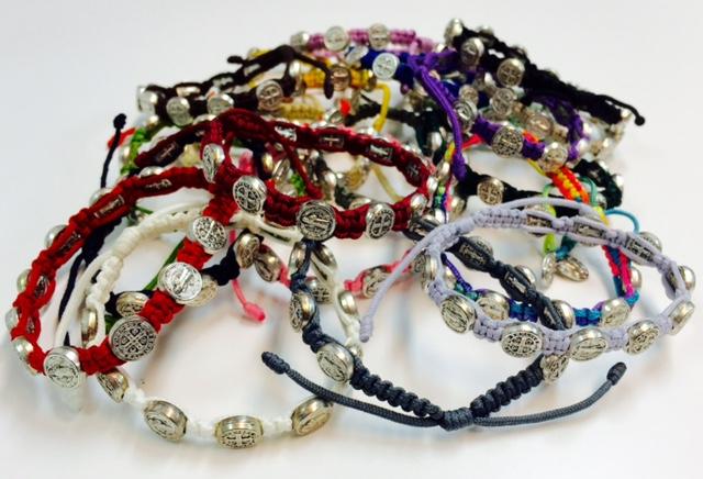 St. Benedict Bracelets