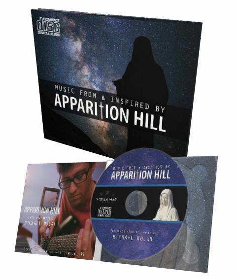 Apparition Hill Soundtrack CD