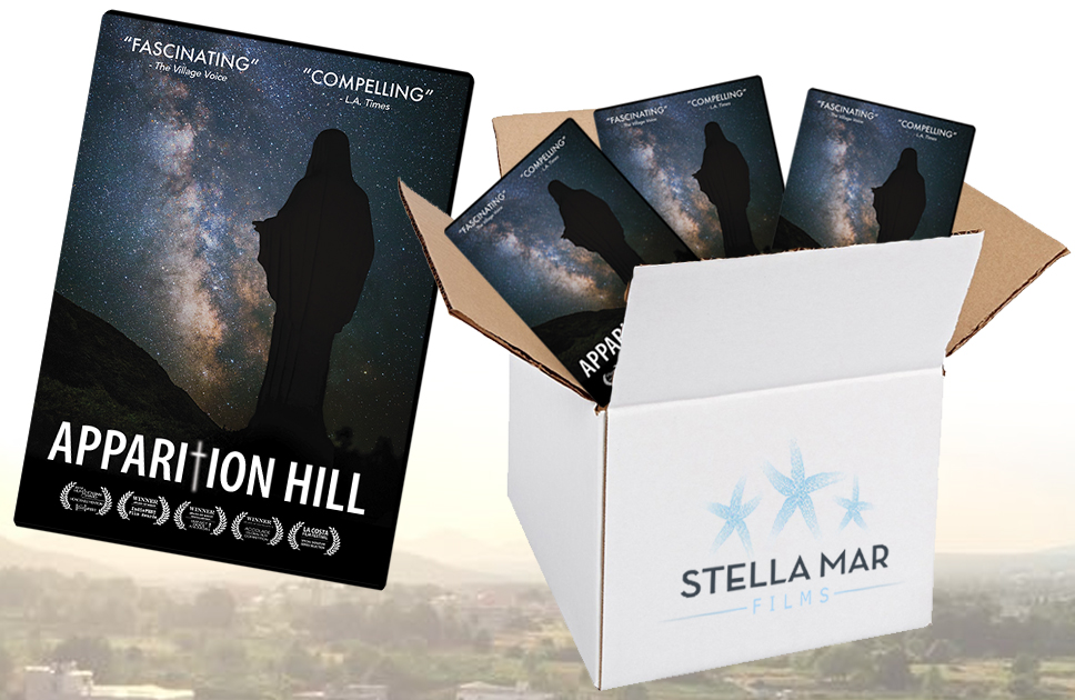 Apparition Hill Distributor Pack