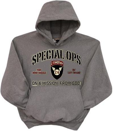 Special Ops Hoodie