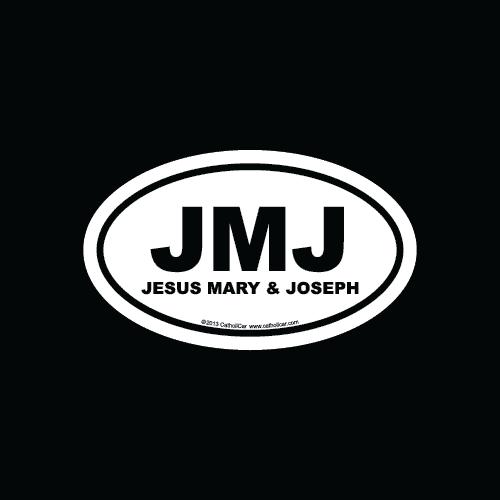 JMJ Decal