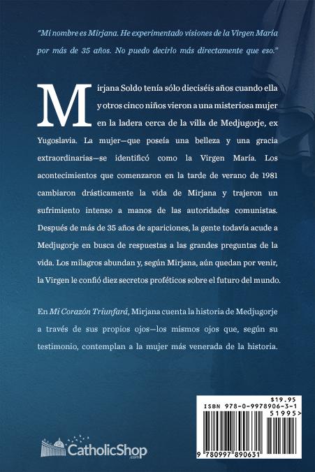 Mi Corazon Triunfara de Mirjana Soldo