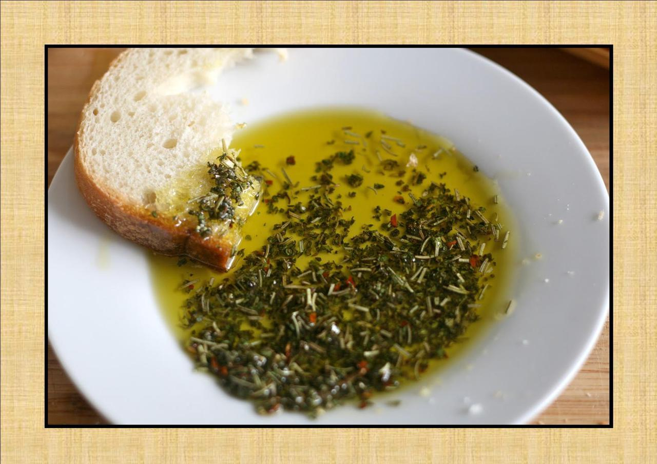 Daily Bread Dipping Herbs