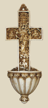True Church Cross Font In 9""