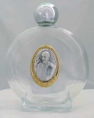 Fran Pope Francis Water Bottle