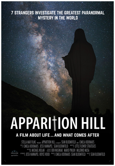 Apparition Hill Poster
