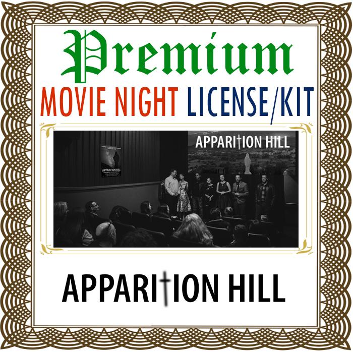 Show Apparition Hill