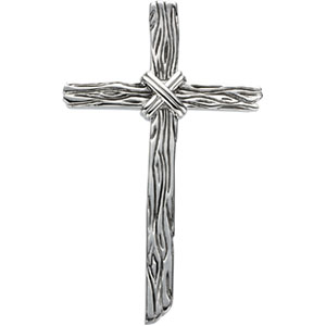 Sterling Silver Cross with Chain