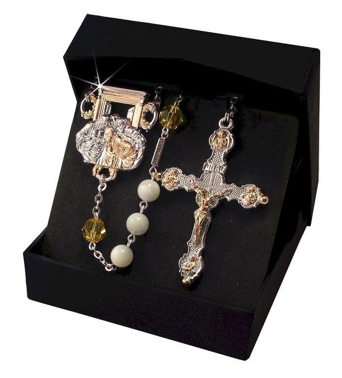Year of Faith Rosary SILVER