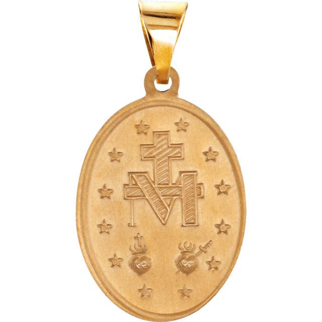 Ladies Miraculous Medal