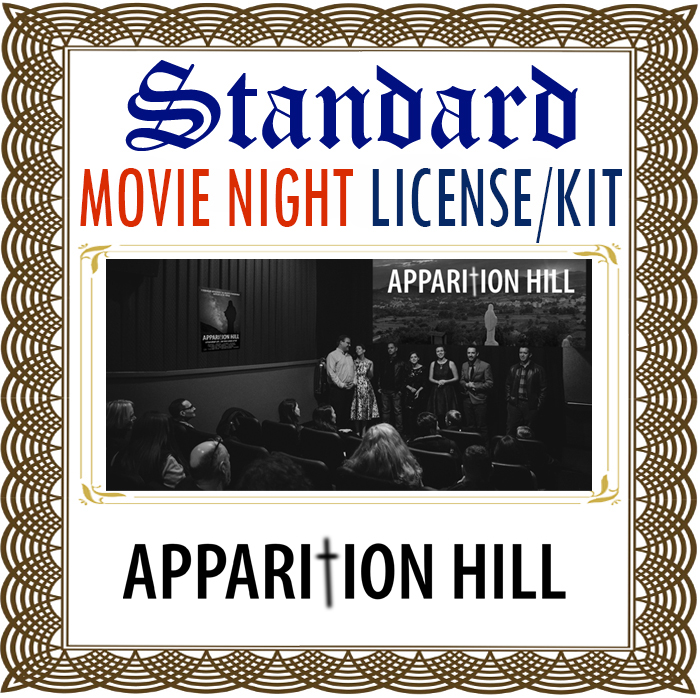 Apparition Hill Movie Night
