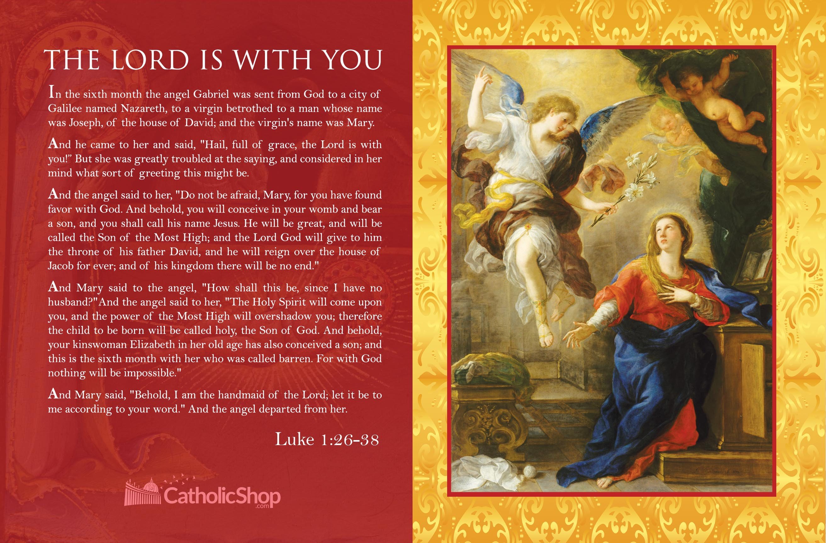 Catholic Shop online religious gifts and jewelry store