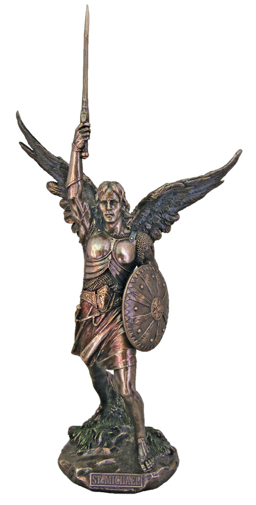 angel statues guardian angels archangels and st michael statuary