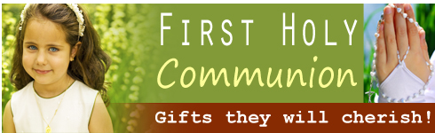 First Communion Catholic Gifts