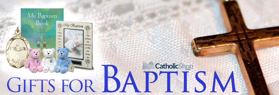 Catholic Baptism Gifts